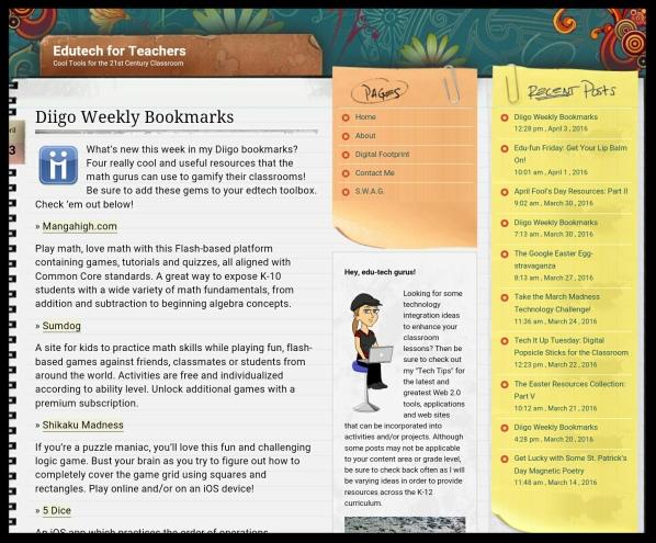 Great educational blogs