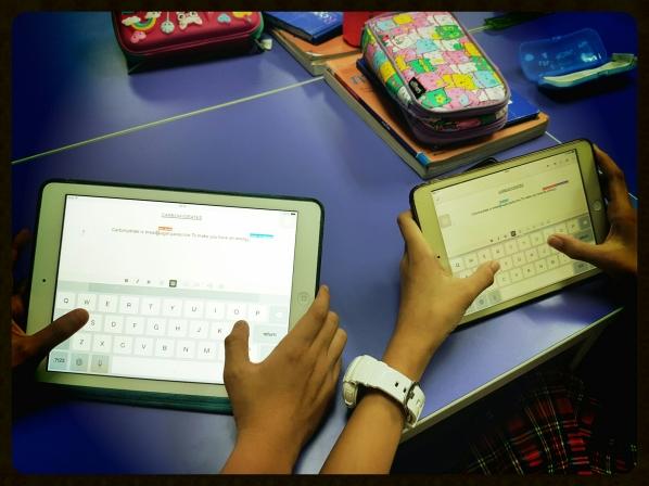Using Google Docs In Teaching