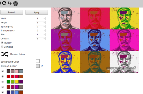 Pop Art Tools For Teachers