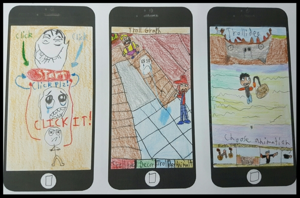 invent an app lesson