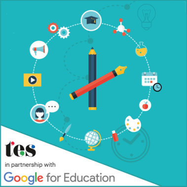 TES and Google project