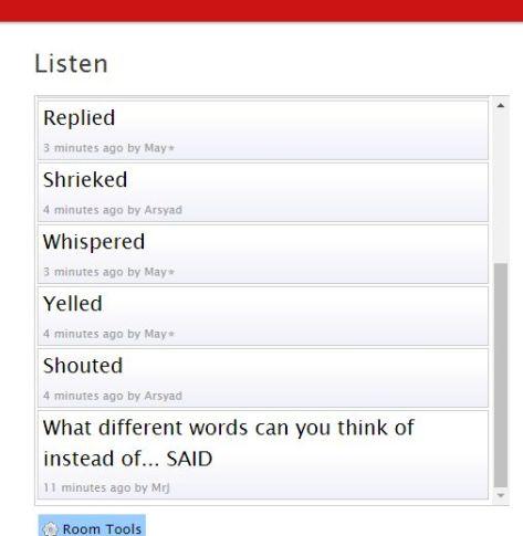 Tech to teach dialogue