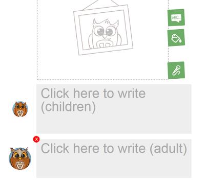 Online writing tool