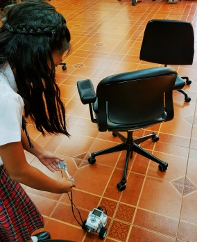 Teaching robotics in the classroom