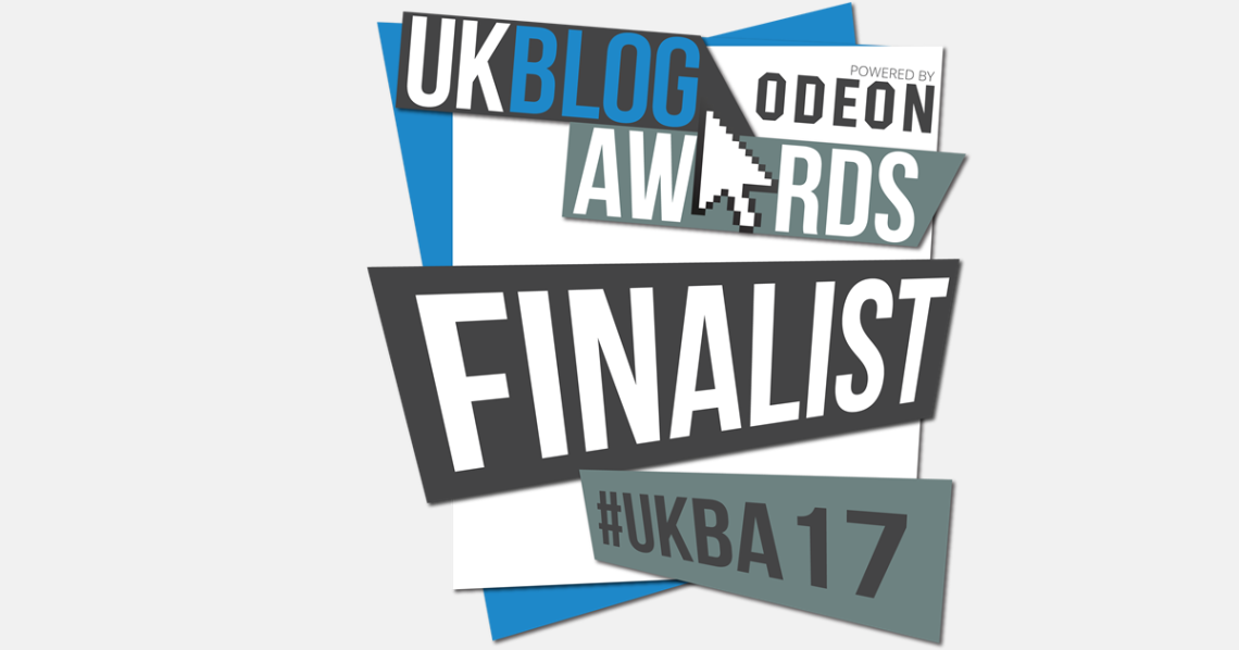 Education blogger - UK Blog Awards 2017