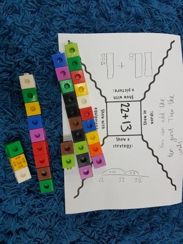 Think Board - Deepening mathematical understanding