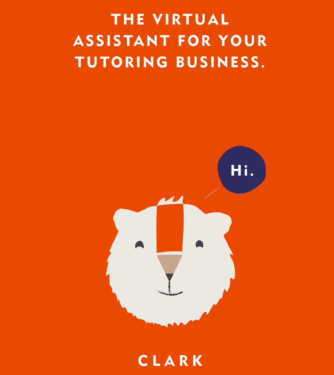 Clark Virtual Assistant For Tutoring