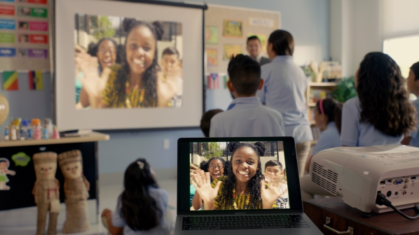 Empatico - connecting classrooms globally