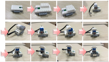 Coding and robotics for younger children - Lego Wedo