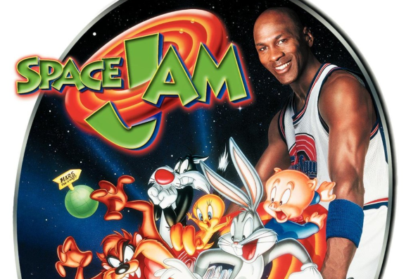 Teaching with Space Jam
