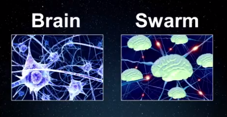 Brain and Swarm - Swarming the classroom - 6