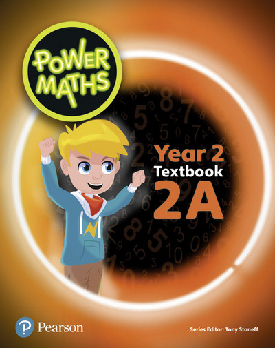 Power maths textbook
